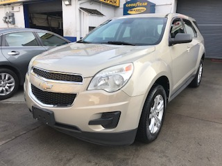 Used Car - 2012 Chevrolet Equinox LS AWD for Sale in Staten Island, NY