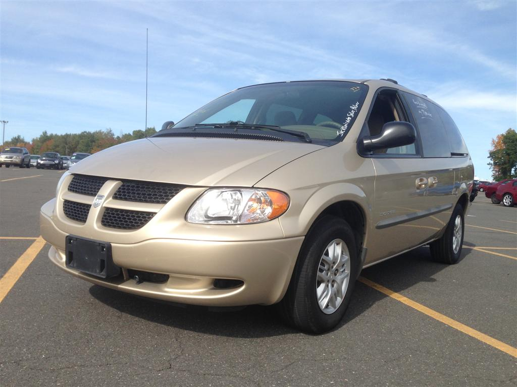 used car for sale 2001 dodge grand caravan minivan 3. Cars Review. Best American Auto & Cars Review