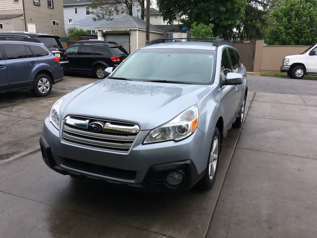 Used Car - 2014 Subaru Outback Premium AWD for Sale in Staten Island, NY
