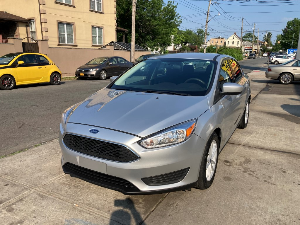 Used Car - 2018 Ford Focus SE for Sale in Staten Island, NY