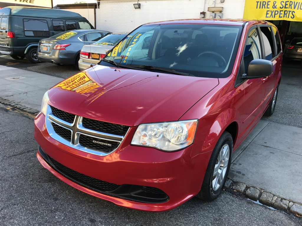 Used 2012 Dodge Grand Caravan Minivan 7 690 00