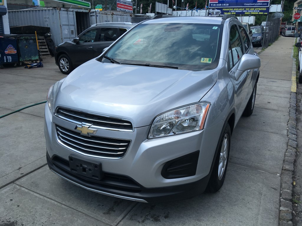 Used Car - 2015 Chevrolet Trax LT for Sale in Staten Island, NY