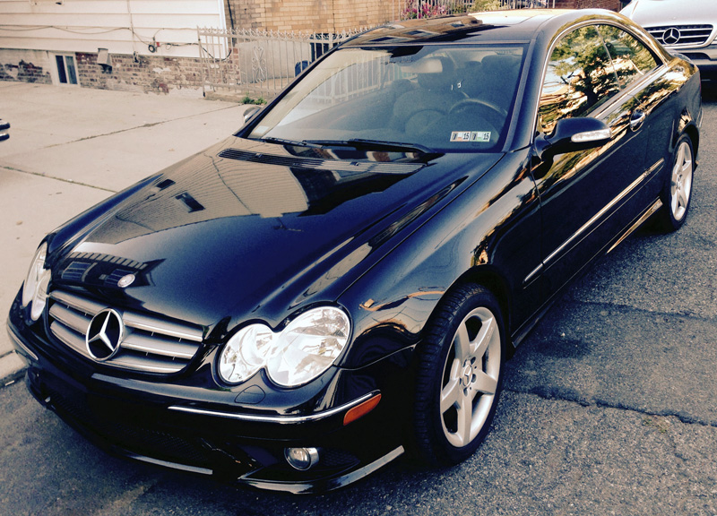Used mercedes benz for sale in staten island ny for Mercedes benz clk350 for sale