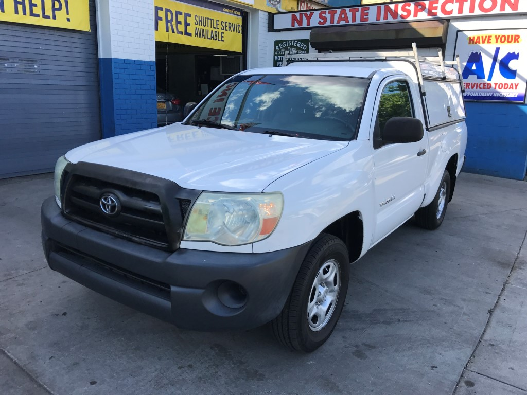 Used Car - 2006 Toyota Tacoma Base for Sale in Staten Island, NY