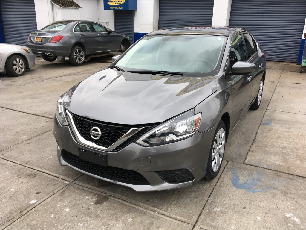 Used Car - 2016 Nissan Sentra S for Sale in Staten Island, NY