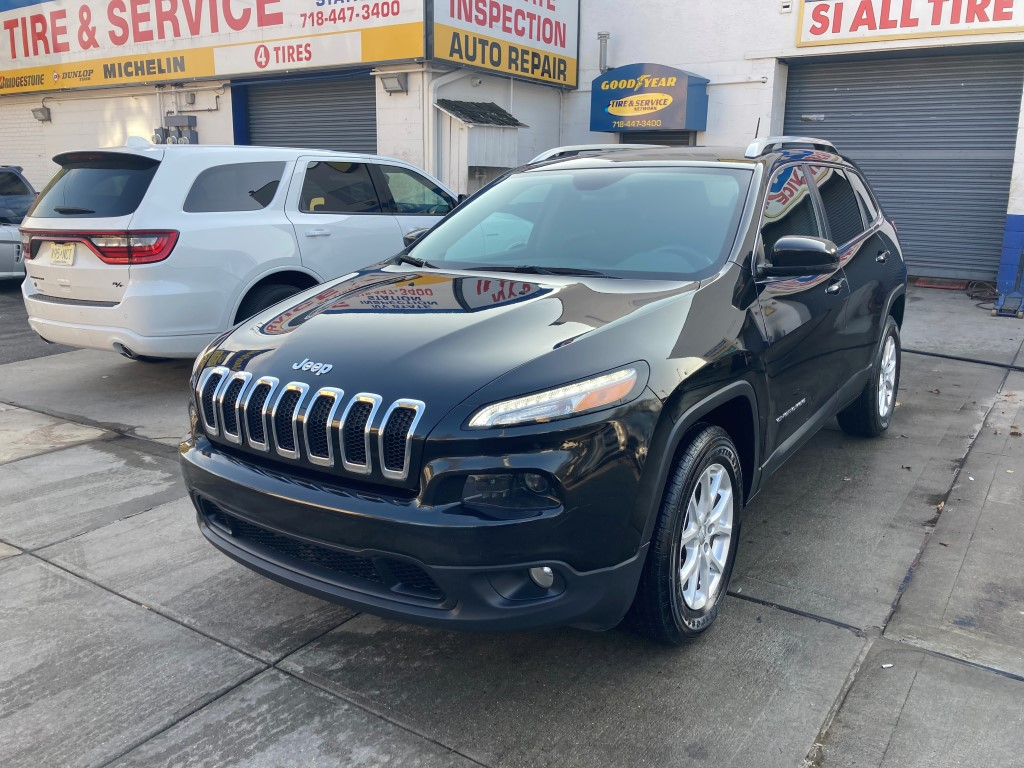 Used Car - 2016 Jeep Cherokee Latitude 4x4 for Sale in Staten Island, NY