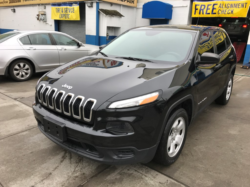 Used Car - 2014 Jeep Cherokee Sport for Sale in Staten Island, NY