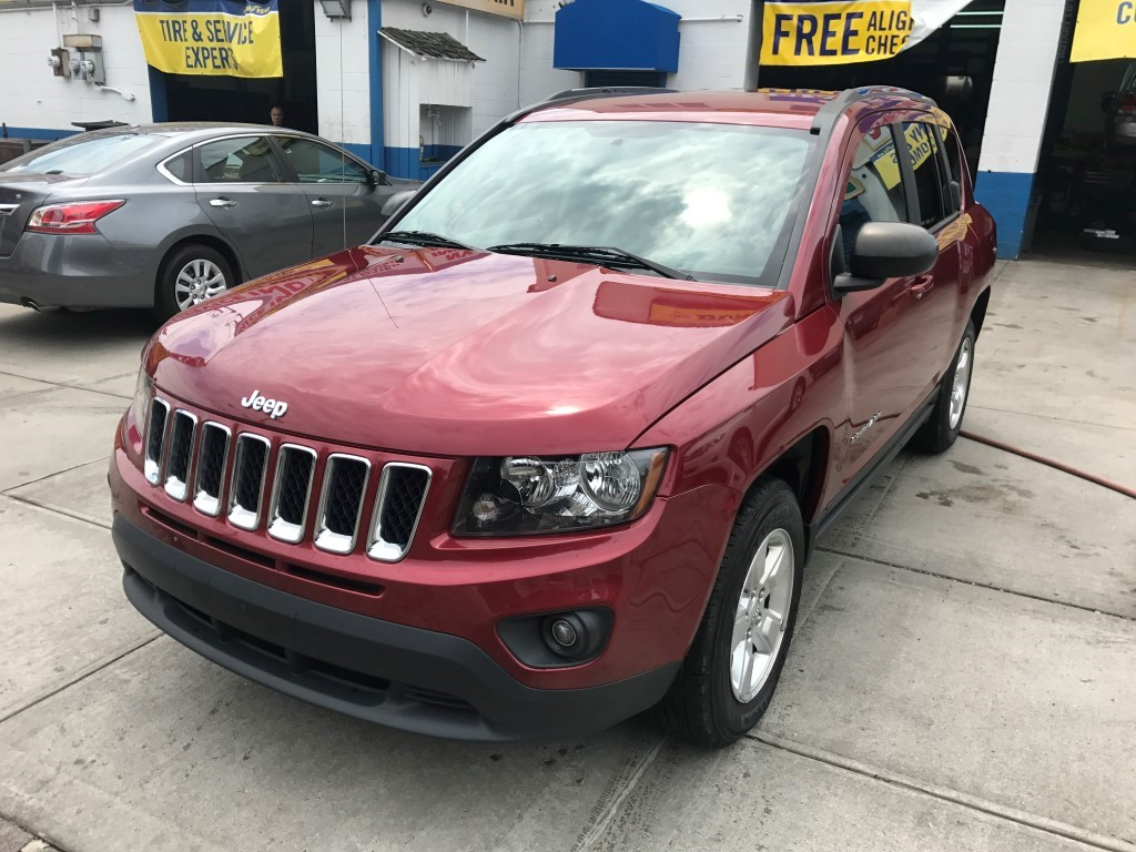 Used Car - 2015 Jeep Compass Sport for Sale in Staten Island, NY