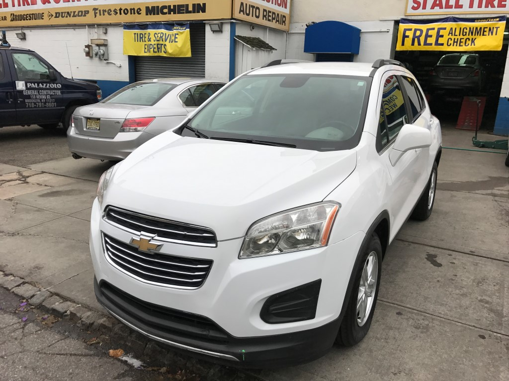 used 2015 chevrolet trax lt suv 10. Black Bedroom Furniture Sets. Home Design Ideas