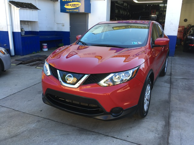 Used Car - 2018 Nissan Rogue Sport S AWD for Sale in Staten Island, NY