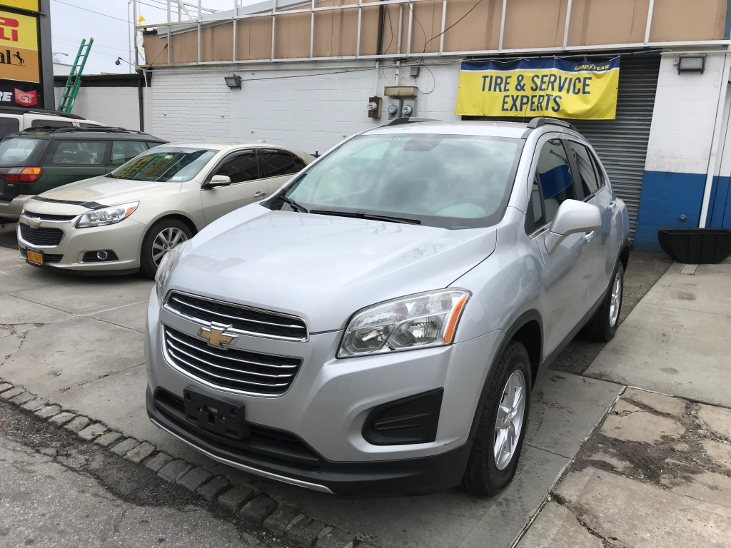 Used Car - 2015 Chevrolet Trax LT AWD for Sale in Staten Island, NY