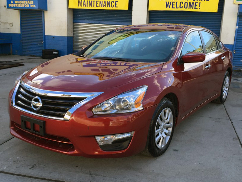 Used Car - 2013 Nissan Altima S for Sale in Staten Island, NY