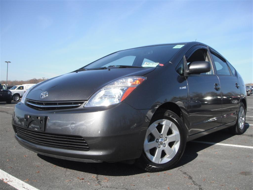 used 2007 toyota prius hybrid hatchback 9. Black Bedroom Furniture Sets. Home Design Ideas
