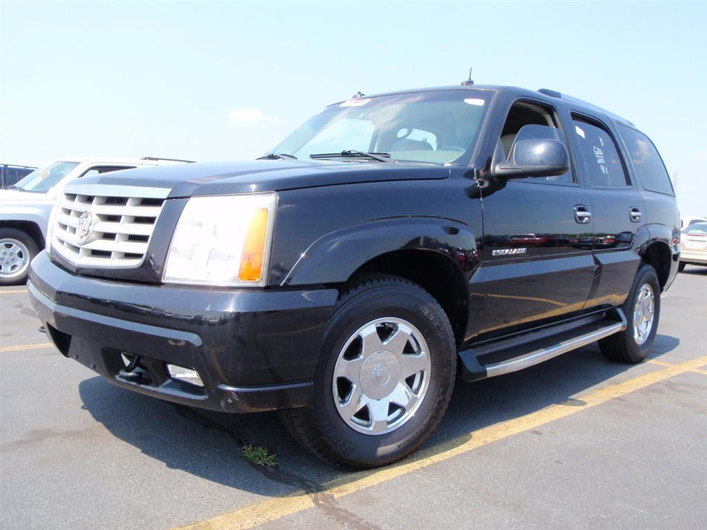used car for sale 2003 cadillac escalade sport utility awd 10 590. Black Bedroom Furniture Sets. Home Design Ideas