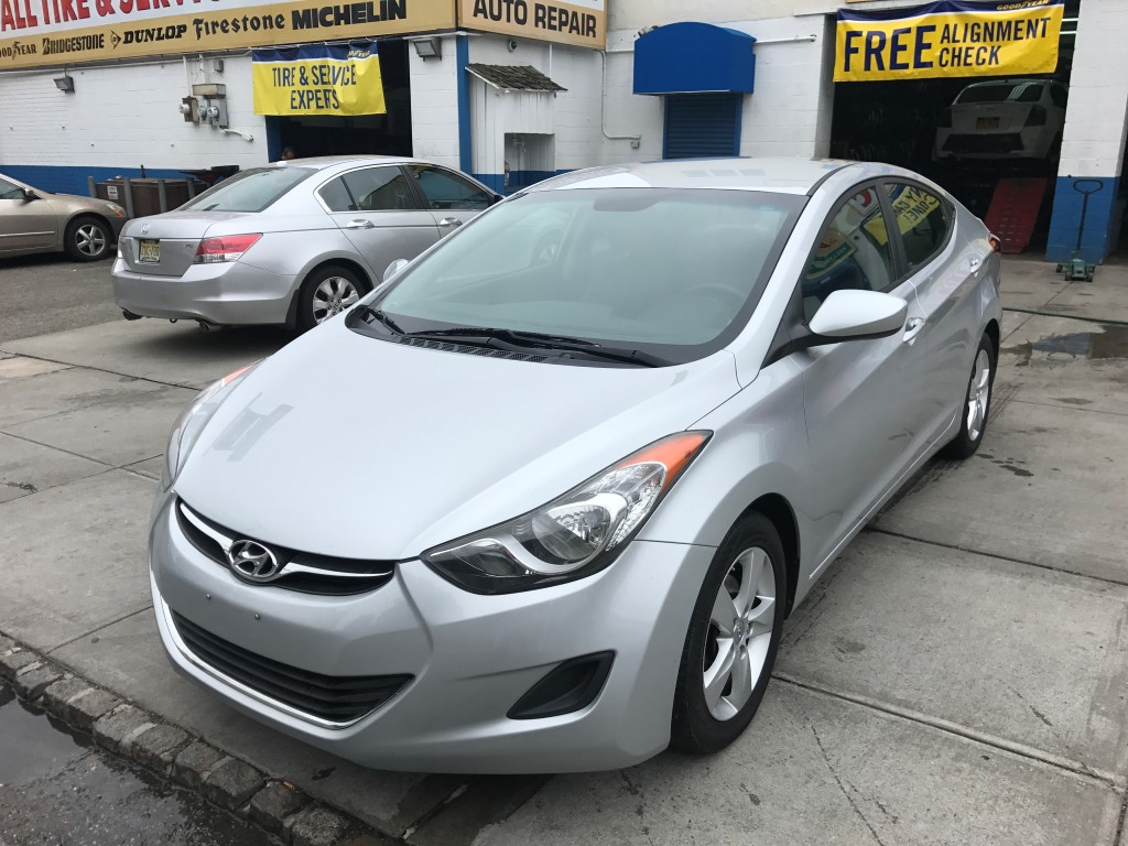 Used Car - 2013 Hyundai Elantra GLS for Sale in Staten Island, NY