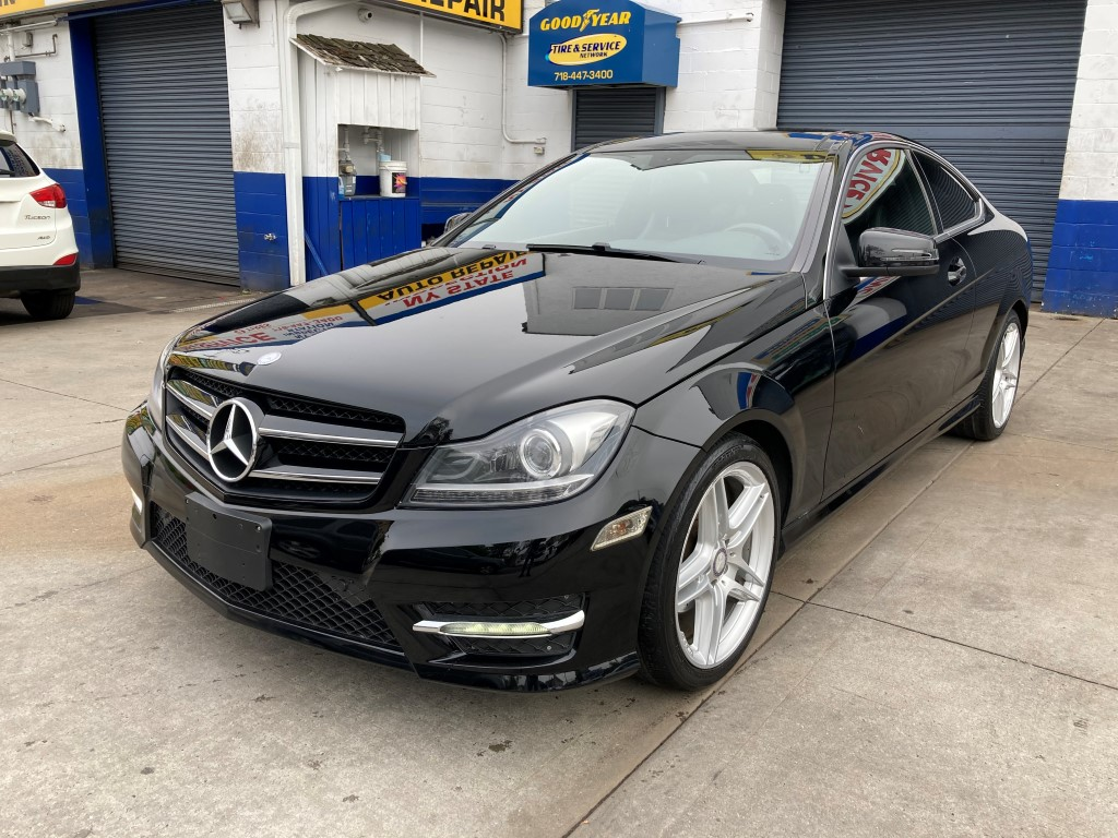 Used Car - 2014 Mercedes-Benz C-Class C250 for Sale in Staten Island, NY