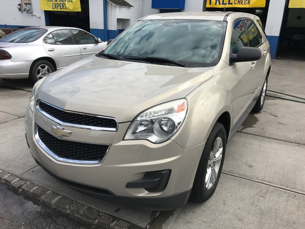Used Car - 2011 Chevrolet Equinox LS for Sale in Staten Island, NY