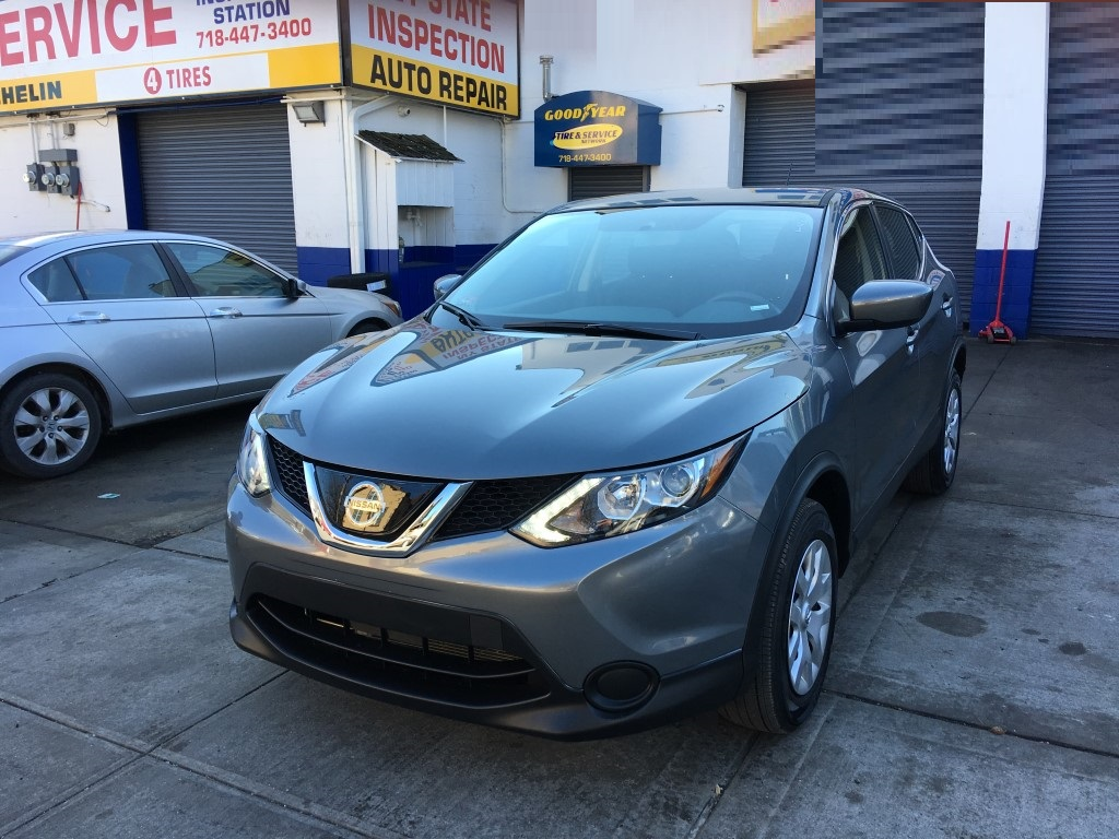 used 2018 nissan rogue sport s awd wagon 16. Black Bedroom Furniture Sets. Home Design Ideas