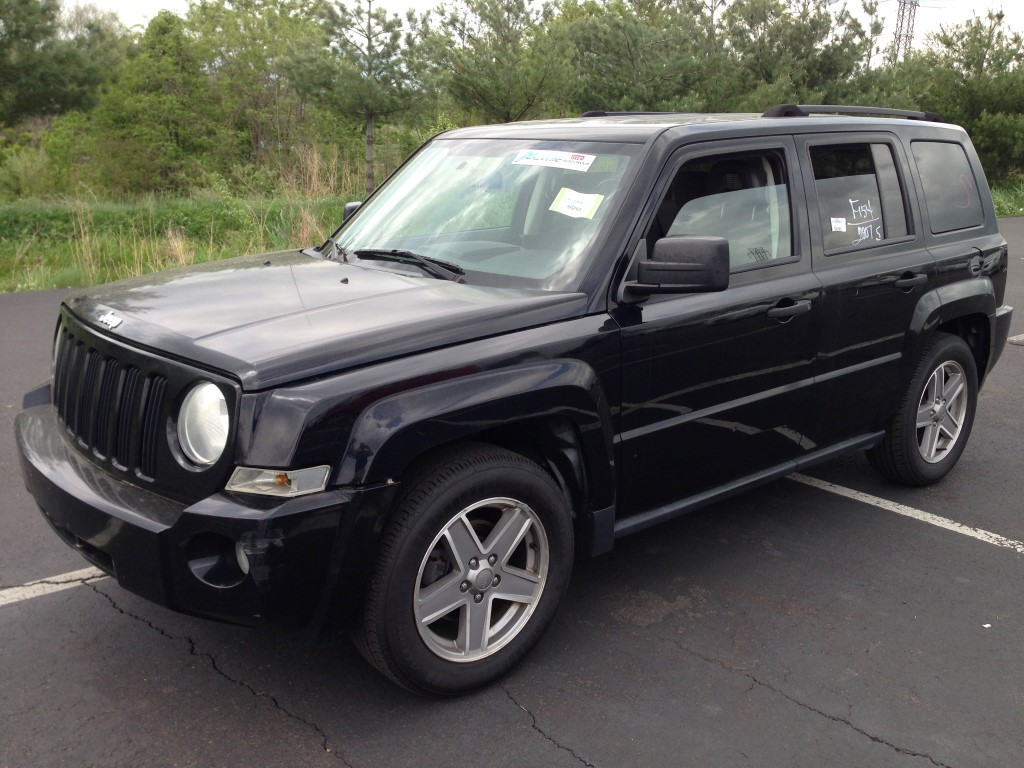Used Car - 2007 Jeep Patriot for Sale in Staten Island, NY