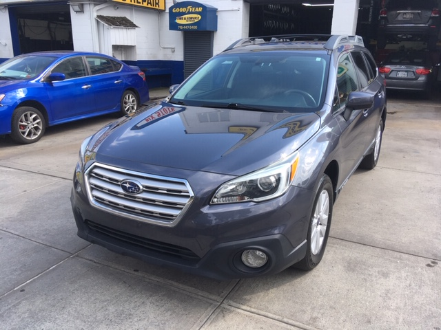 Used Car - 2015 Subaru Outback Premium AWD for Sale in Staten Island, NY