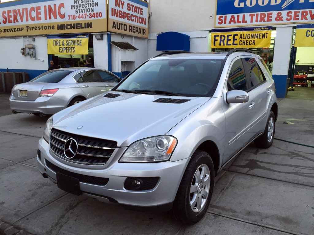 Used 2007 mercedes benz ml350 awd suv 12 for Cheap used mercedes benz cars for sale
