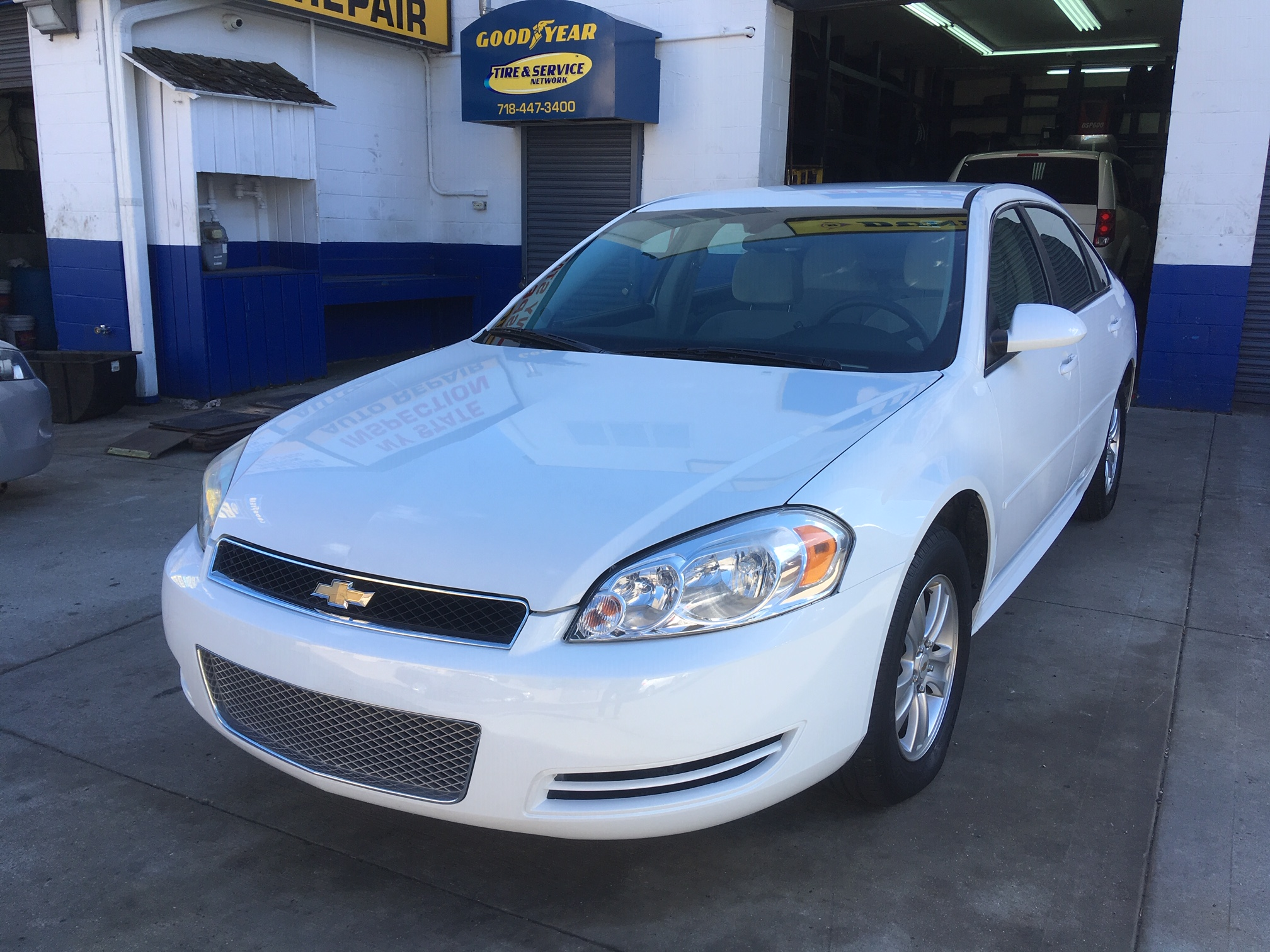 Used Car - 2012 Chevrolet Impala LS for Sale in Staten Island, NY