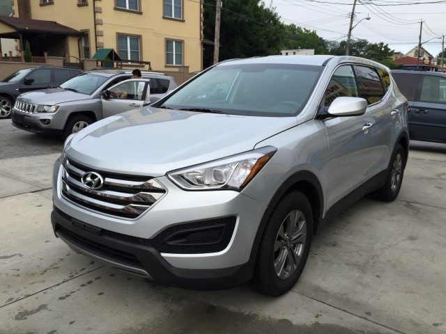 used 2015 hyundai santa fe suv 4 doors awd 21. Black Bedroom Furniture Sets. Home Design Ideas