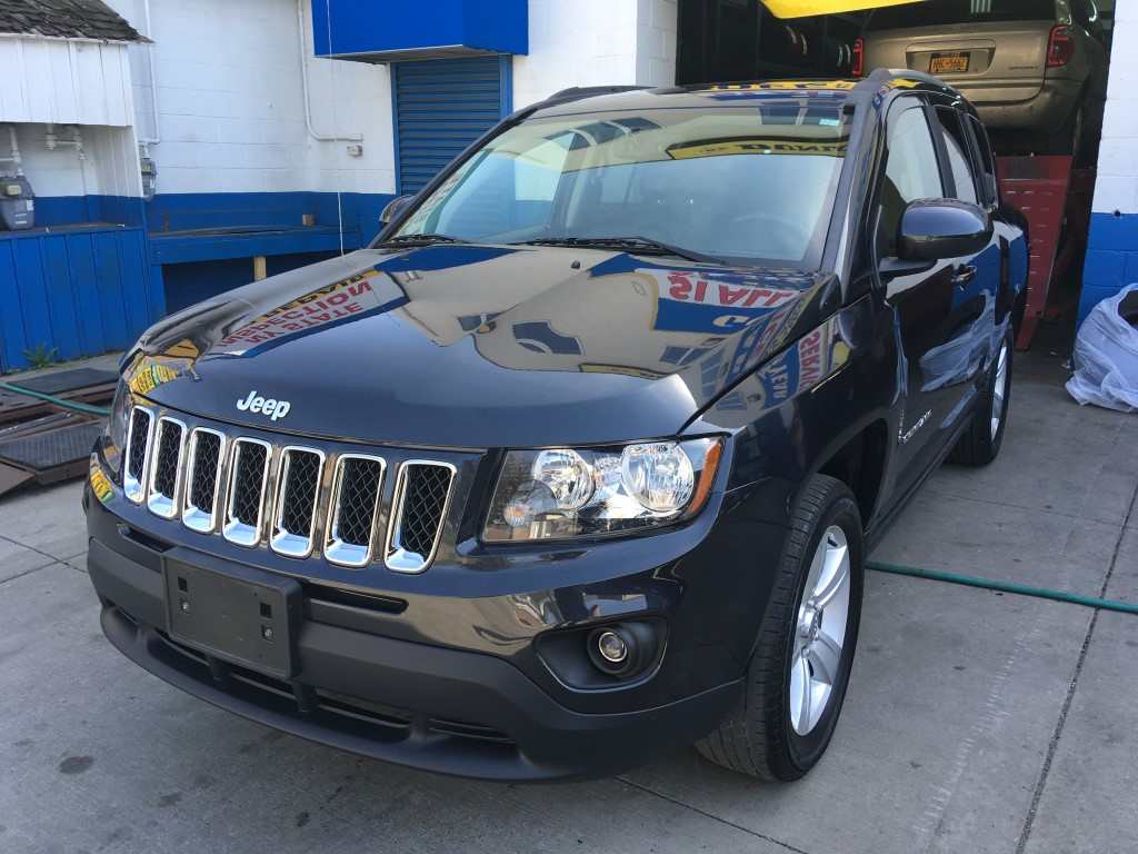 used 2015 jeep compass latitude 4x4 suv 13. Black Bedroom Furniture Sets. Home Design Ideas
