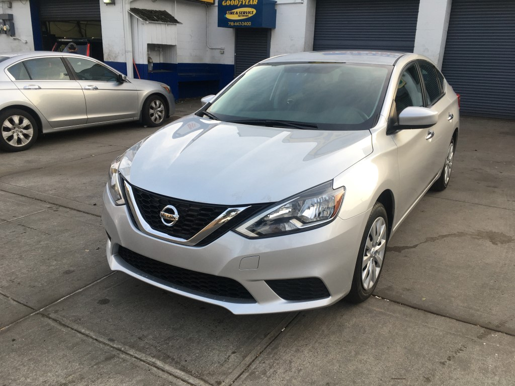 Used Car - 2017 Nissan Sentra SV for Sale in Staten Island, NY