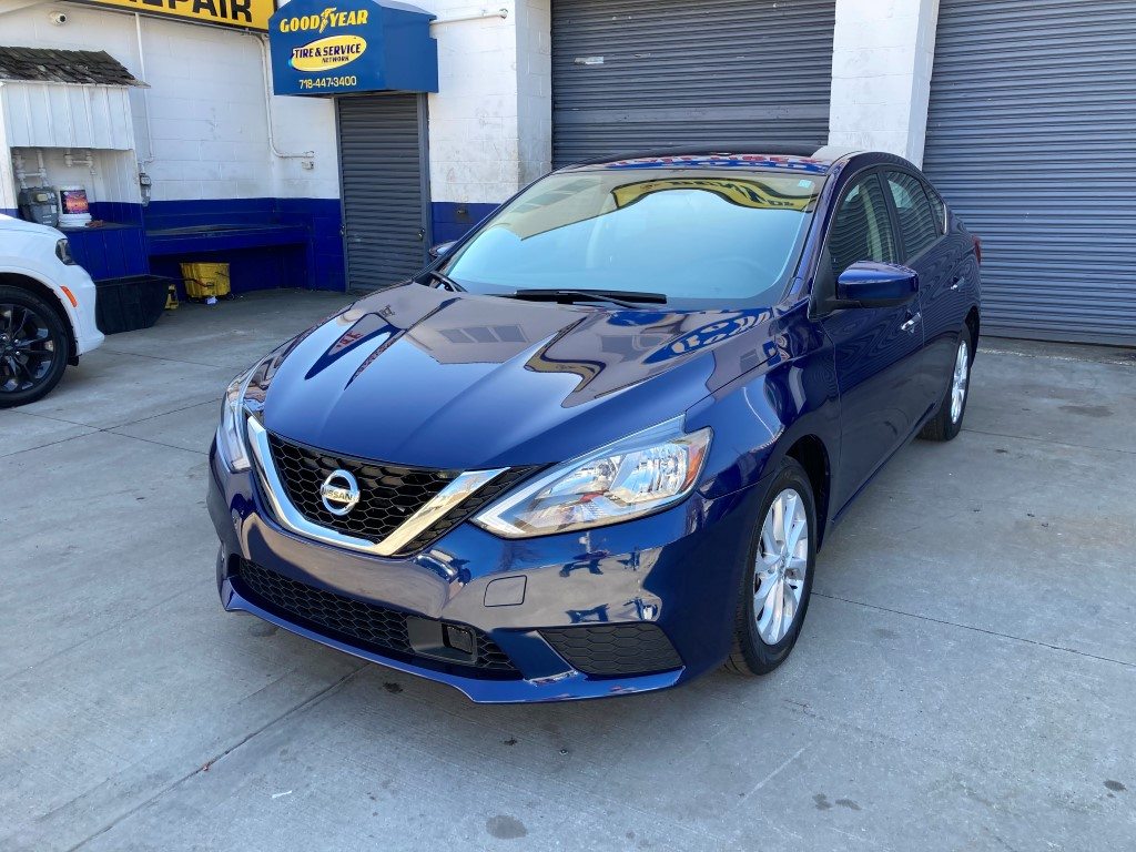 Used Car - 2019 Nissan Sentra S for Sale in Staten Island, NY