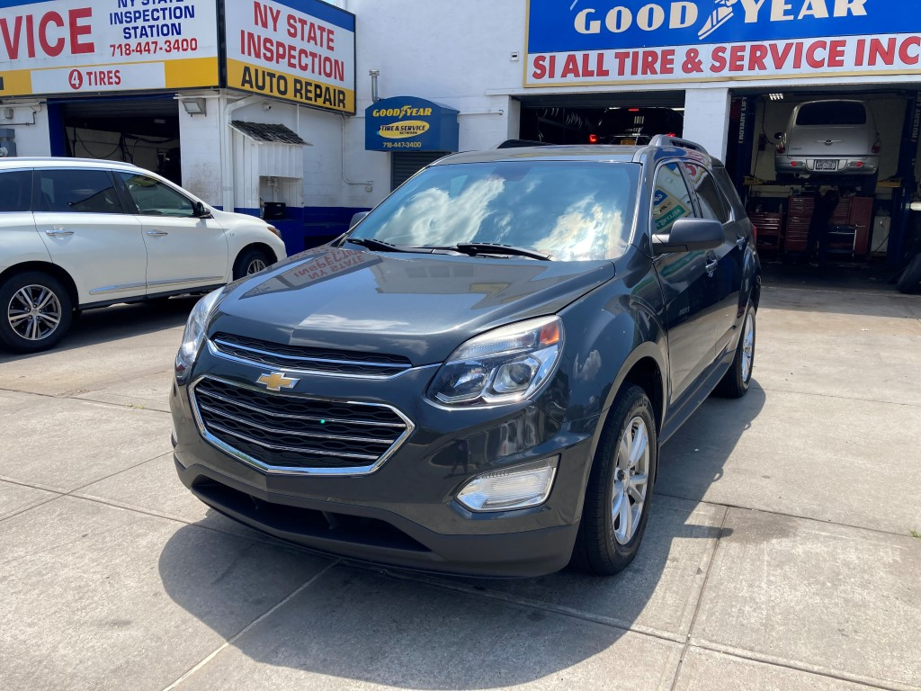 Used Car - 2017 Chevrolet Equinox LT AWD for Sale in Staten Island, NY