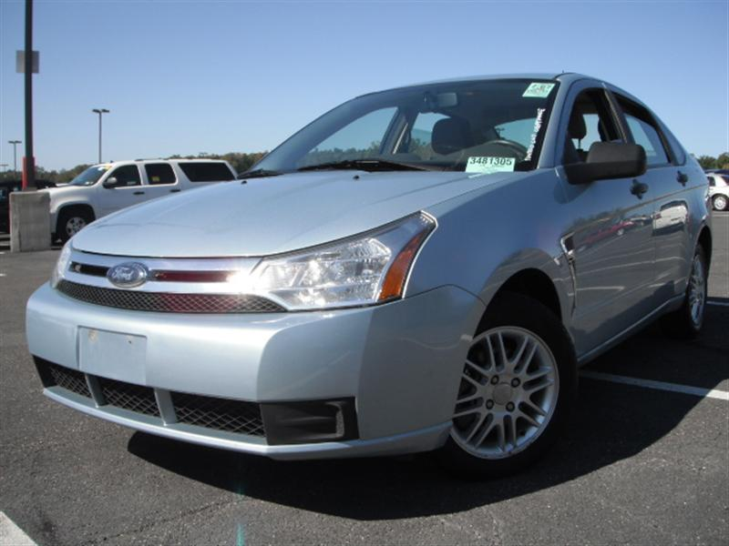 2008 Focus Ford Car for sale ... : ford focus used car sales - markmcfarlin.com
