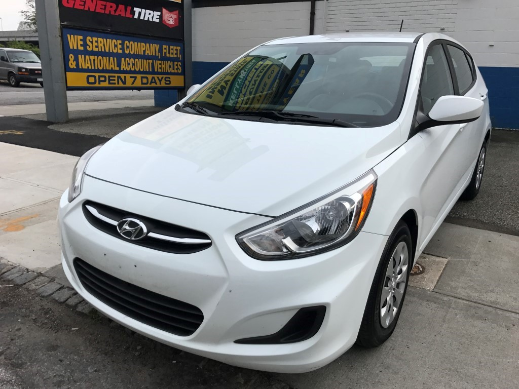 Used Car for sale - 2016 Accent SE Hyundai  in Staten Island, NY