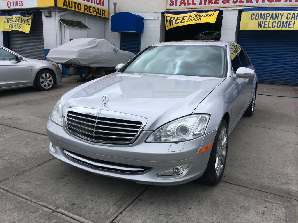 Used Car - 2009 Mercedes-Benz S550 for Sale in Staten Island, NY