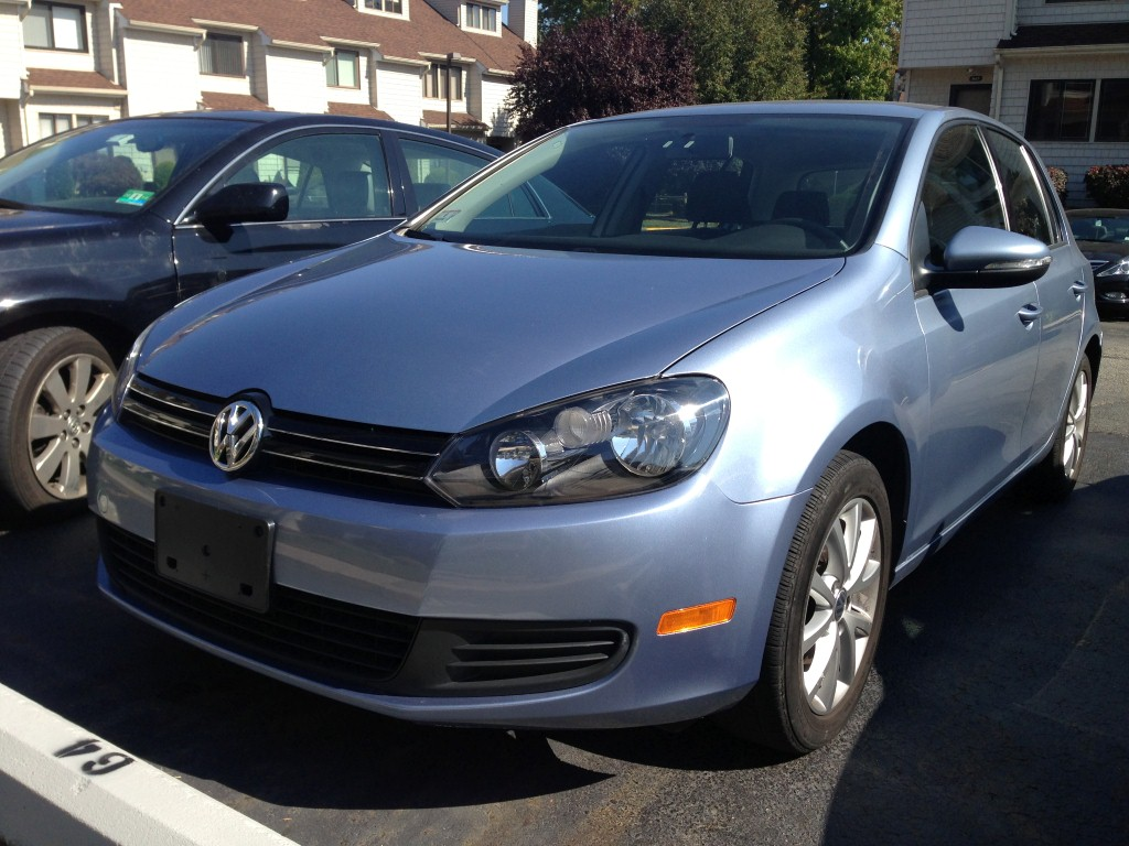 2011 Golf Volkswagen Car for sale in Brooklyn, NY