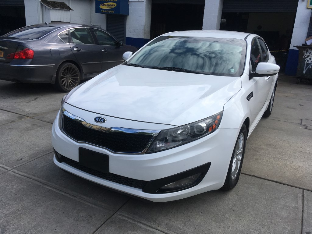 Used Car - 2012 Kia Optima LX for Sale in Staten Island, NY