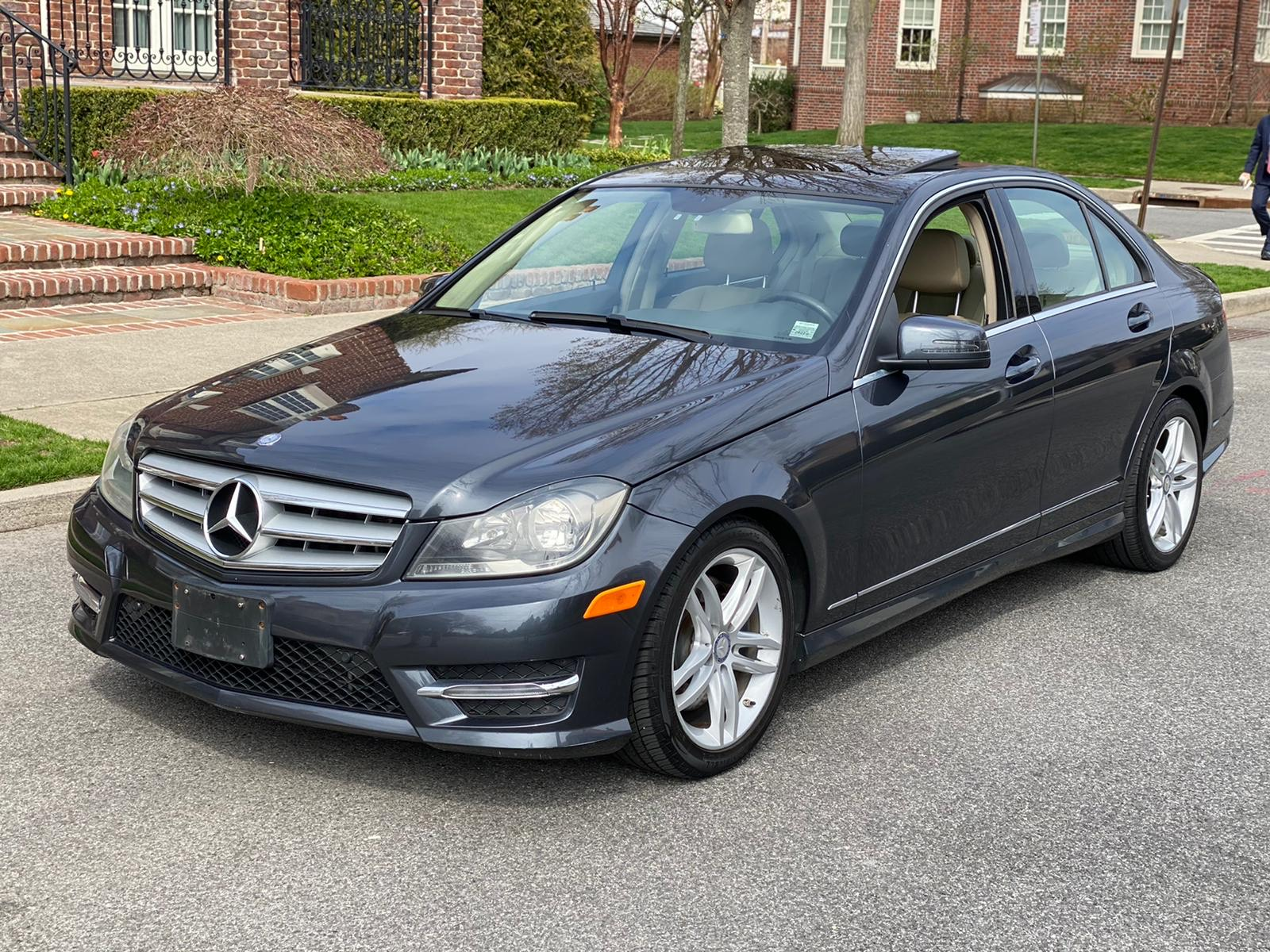 Used Car - 2013 Mercedes-Benz C 300 Luxury 4MATIC AWD for Sale in Staten Island, NY