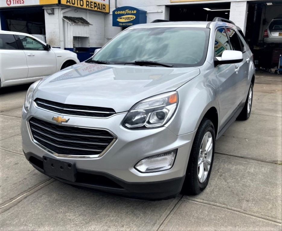 Used Car - 2017 Chevrolet Equinox LT for Sale in Staten Island, NY