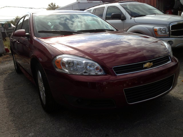 Used Car - 2011 Chevrolet Impala LT for Sale in Brooklyn, NY