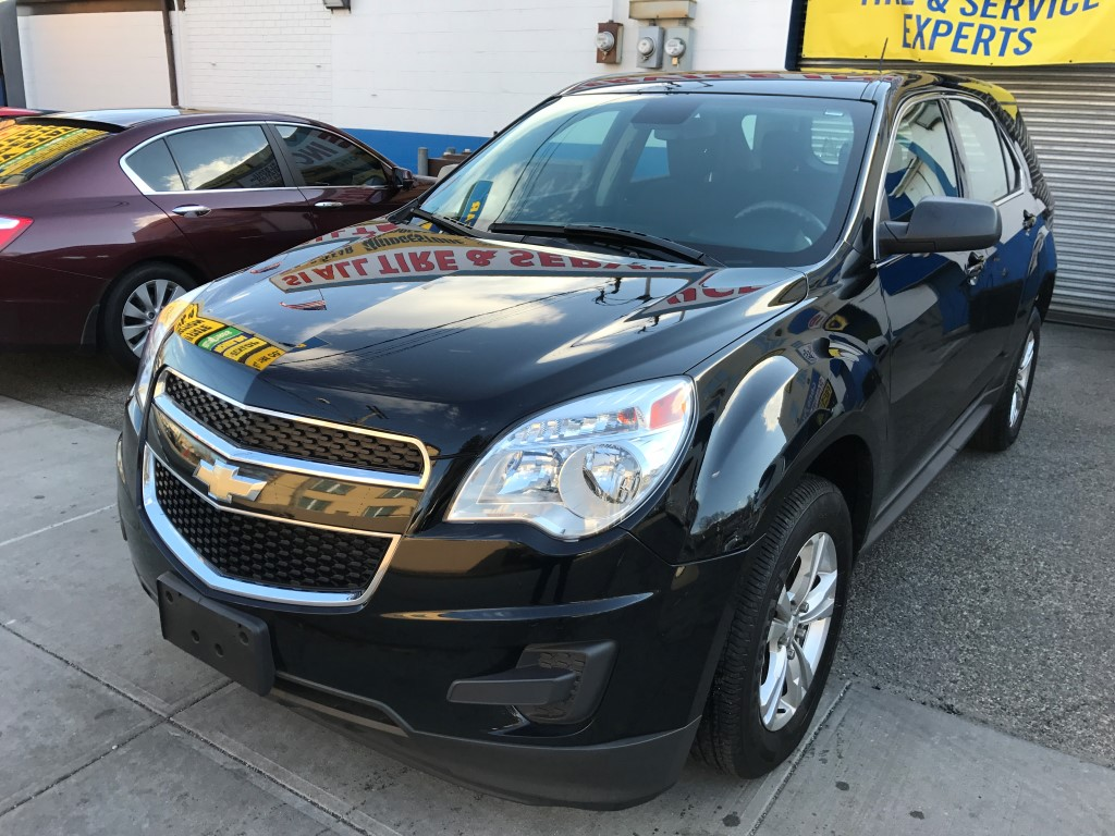 used 2013 chevrolet equinox ls 2wd suv 10. Black Bedroom Furniture Sets. Home Design Ideas