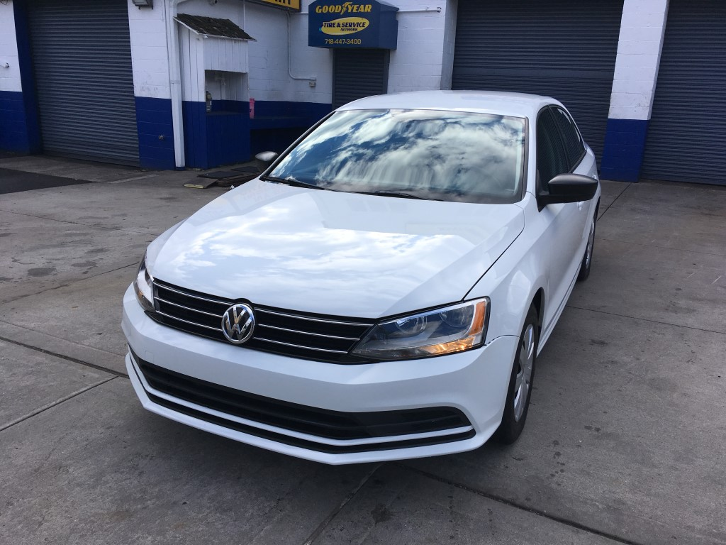Used Car - 2015 Volkswagen Jetta S for Sale in Staten Island, NY