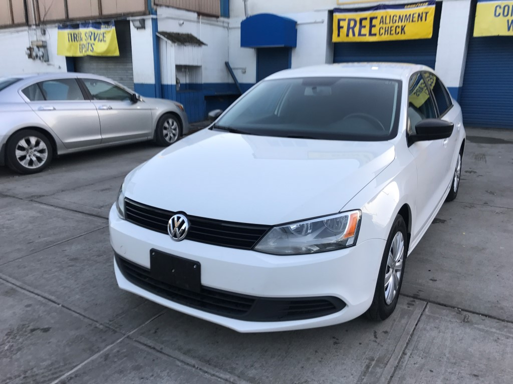 Used Car - 2013 Volkswagen Jetta S for Sale in Staten Island, NY