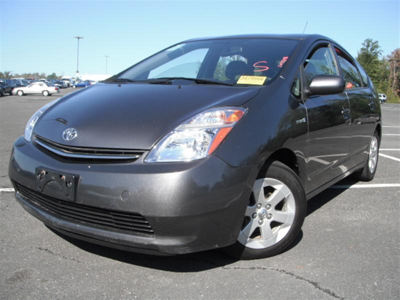 used 2007 toyota prius hybrid hatchback 8. Black Bedroom Furniture Sets. Home Design Ideas