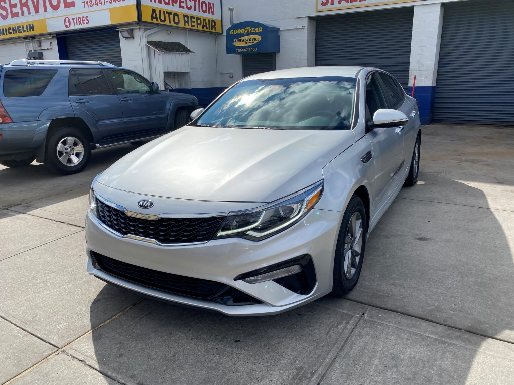 Used Car - 2019 Kia Optima LX for Sale in Staten Island, NY