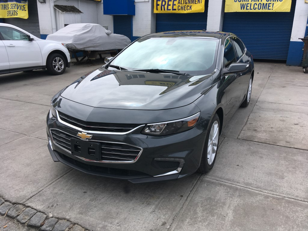 Used Car for sale - 2016 Malibu LT Chevrolet  in Staten Island, NY