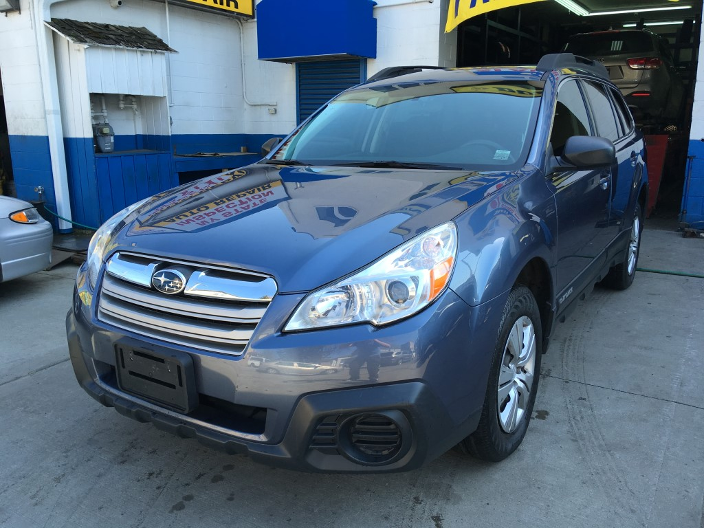 Used Car - 2013 Subaru Outback AWD for Sale in Staten Island, NY