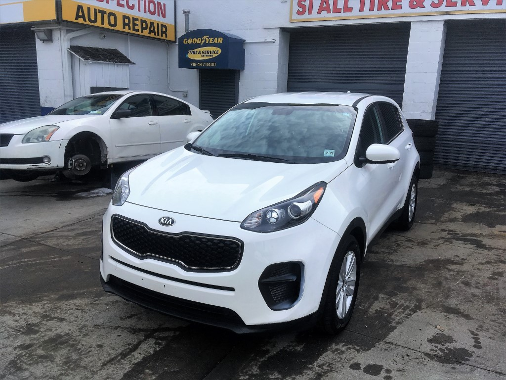 Used Car - 2018 Kia Sportage LX for Sale in Staten Island, NY