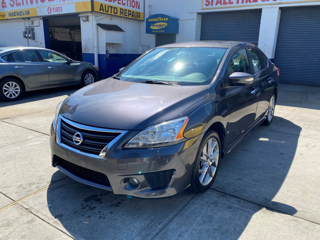 Used Car - 2015 Nissan Sentra SR for Sale in Staten Island, NY