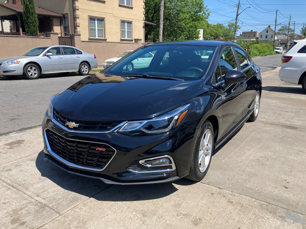 Used Car - 2016 Chevrolet Cruze LT for Sale in Staten Island, NY