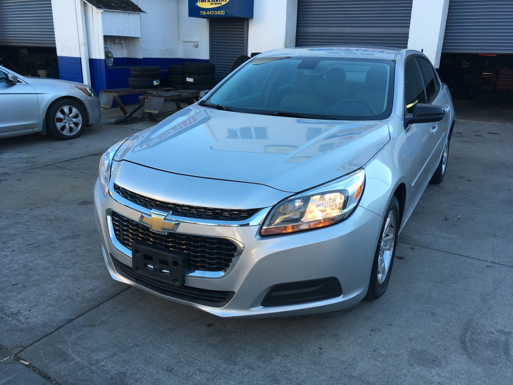 Used Car - 2015 Chevrolet Malibu LS for Sale in Staten Island, NY